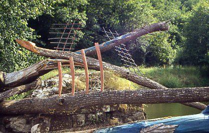 art, land art, sculptures