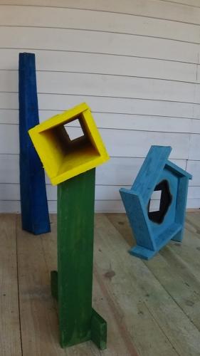 sculpture, painting, daniel juvancy,