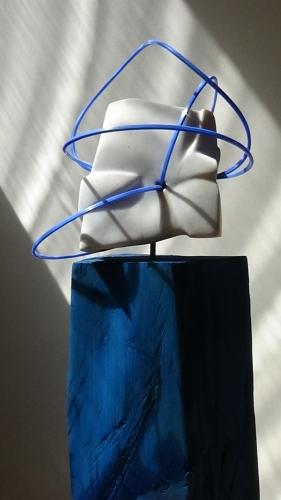 sculpture, daniel juvancy, art,