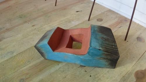 sculpture, painting, daniel juvancy