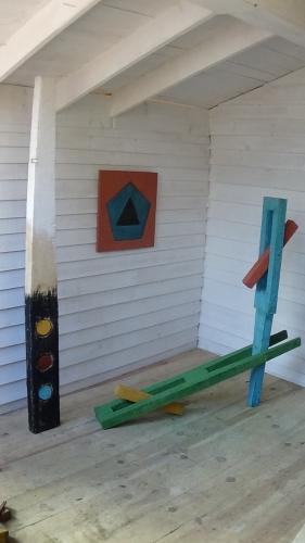 juvancy, sculptures, paintings